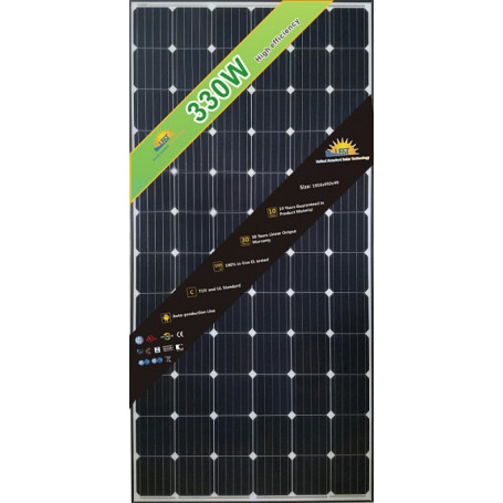 Solar panel USST 320 Watts Monocrystalline