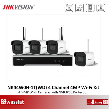 HikVision NK44W0H-1T(WD) Wi-Fi Camera Kit