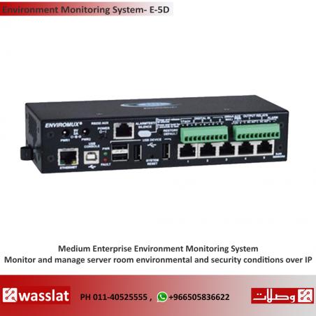 Environment Monitoring System E-5D