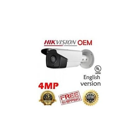 HIKVISION IP Camera DS-2CD2T43G0-I5